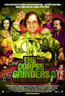 The Corpse Grinders 3 - Poster / Capa / Cartaz - Oficial 1