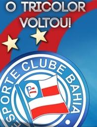O Tricolor Voltou - Poster / Capa / Cartaz - Oficial 1