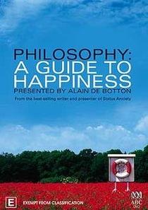 Filosofia: Um Guia Para Felicidade - Poster / Capa / Cartaz - Oficial 1