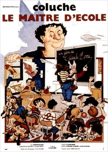 Le maître d'école - Poster / Capa / Cartaz - Oficial 1