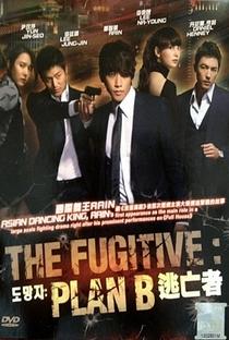 Fugitive: Plan B - Poster / Capa / Cartaz - Oficial 9