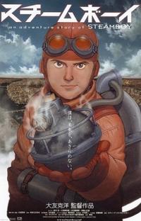 Steamboy - Poster / Capa / Cartaz - Oficial 3