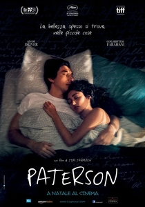 Paterson - Poster / Capa / Cartaz - Oficial 4