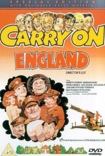 Carry on England - Poster / Capa / Cartaz - Oficial 1