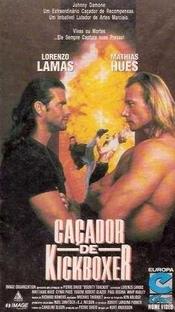 Caçador de Kickboxer - Poster / Capa / Cartaz - Oficial 2