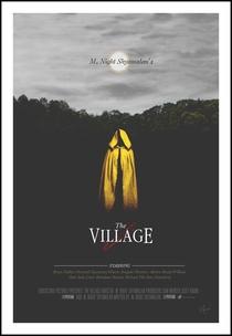 A Vila - Poster / Capa / Cartaz - Oficial 7