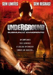 Underground - Submundo Sangrento - Poster / Capa / Cartaz - Oficial 1