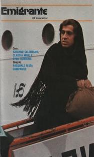 O Imigrante - Poster / Capa / Cartaz - Oficial 1