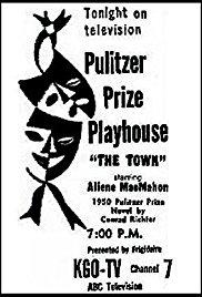 Pulitzer Prize Playhouse (2ª Temporada) - Poster / Capa / Cartaz - Oficial 1