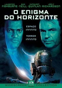 O Enigma do Horizonte - Poster / Capa / Cartaz - Oficial 6