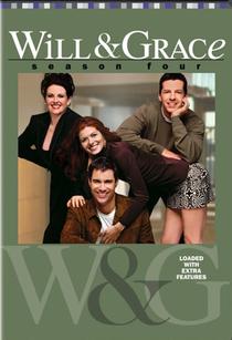 Will & Grace (4ª Temporada) - Poster / Capa / Cartaz - Oficial 1