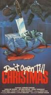 O Terror Pode Esperar (Don't Open Till Christmas)