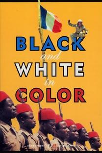 Preto e Branco em Cores - Poster / Capa / Cartaz - Oficial 5