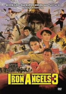 Anjos de Aço 3 - Poster / Capa / Cartaz - Oficial 1