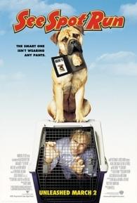 Spot - Um Cão da Pesada - Poster / Capa / Cartaz - Oficial 1