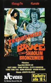 Bruce and the Shaolin Bronzemen - Poster / Capa / Cartaz - Oficial 2