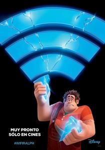 WiFi Ralph: Quebrando a Internet - Poster / Capa / Cartaz - Oficial 3