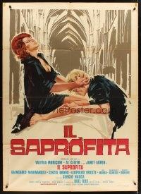 Il Saprofita     (The Profiteer) - Poster / Capa / Cartaz - Oficial 2
