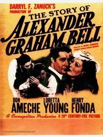 A História de Alexander Graham Bell - Poster / Capa / Cartaz - Oficial 6