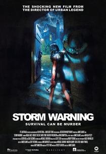 Aviso de Tempestade - Poster / Capa / Cartaz - Oficial 3