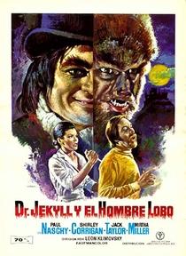 Dr. Jekyll vs. Lobisomem - Poster / Capa / Cartaz - Oficial 1
