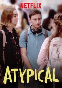 Atypical (1ª Temporada) - Poster / Capa / Cartaz - Oficial 6