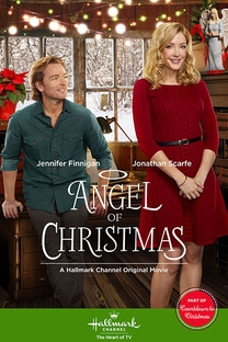 Angel of Christmas - Poster / Capa / Cartaz - Oficial 1