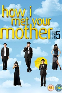Como Eu Conheci Sua Mãe (5ª Temporada) - Poster / Capa / Cartaz - Oficial 1