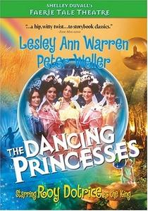 Teatro dos Contos de Fadas: As Princesas Dançarinas - Poster / Capa / Cartaz - Oficial 1