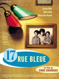 17, rue Bleue - Poster / Capa / Cartaz - Oficial 1