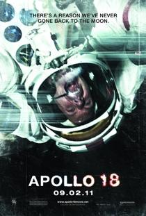 Apollo 18 - A Missão Proibida - Poster / Capa / Cartaz - Oficial 3