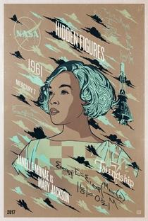 Estrelas Além do Tempo - Poster / Capa / Cartaz - Oficial 4
