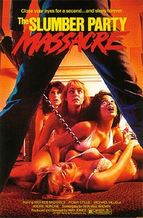 Slumber Party - O Massacre - Poster / Capa / Cartaz - Oficial 1