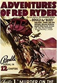 As Aventuras de Red Ryder - Poster / Capa / Cartaz - Oficial 2