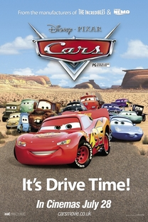 Carros - Poster / Capa / Cartaz - Oficial 3