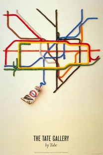 The Tube: An Underground History - Poster / Capa / Cartaz - Oficial 2