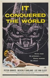 O Conquistador de Vênus - Poster / Capa / Cartaz - Oficial 1
