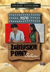 Zabriskie Point - Poster / Capa / Cartaz - Oficial 4
