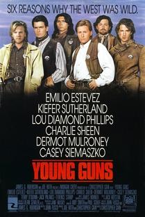 Os Jovens Pistoleiros - Poster / Capa / Cartaz - Oficial 1