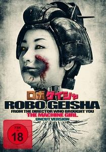 RoboGeisha - Poster / Capa / Cartaz - Oficial 4