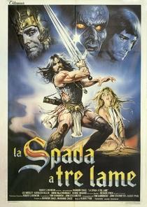A Espada e os Bárbaros - Poster / Capa / Cartaz - Oficial 1
