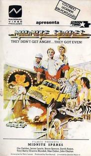 Ladrões da Madrugada - Poster / Capa / Cartaz - Oficial 1