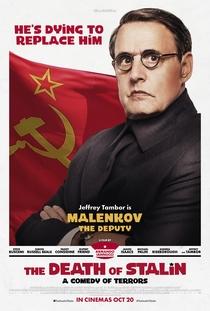 A Morte de Stalin - Poster / Capa / Cartaz - Oficial 9