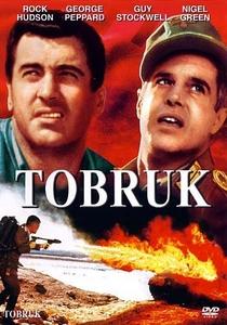 Tobruk - Poster / Capa / Cartaz - Oficial 1