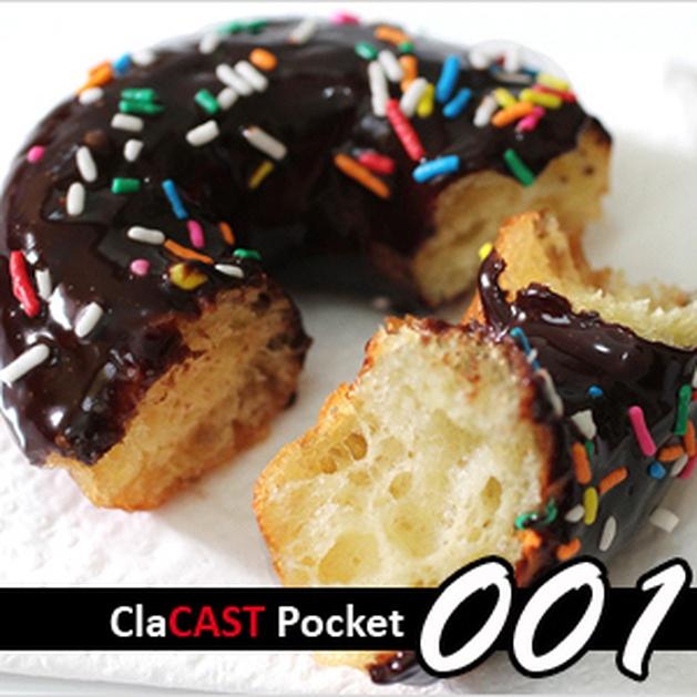 """ClaCAST Pocket sobre """"Gravidade""""..."""