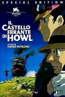O Castelo Animado - Poster / Capa / Cartaz - Oficial 32