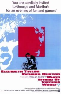 Quem Tem Medo de Virginia Woolf? - Poster / Capa / Cartaz - Oficial 4