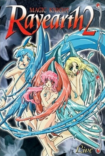 Guerreiras Mágicas de Rayearth (2ª Temporada) - Poster / Capa / Cartaz - Oficial 15