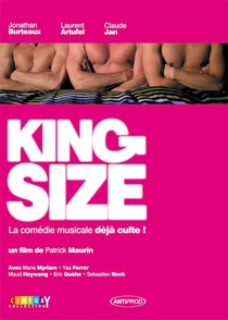 king Size - Poster / Capa / Cartaz - Oficial 1
