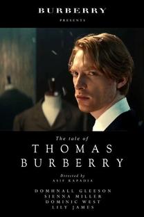 O Conto de Thomas Burberry - Poster / Capa / Cartaz - Oficial 1